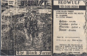 Beowulf - Black Forest (1992) HIRED